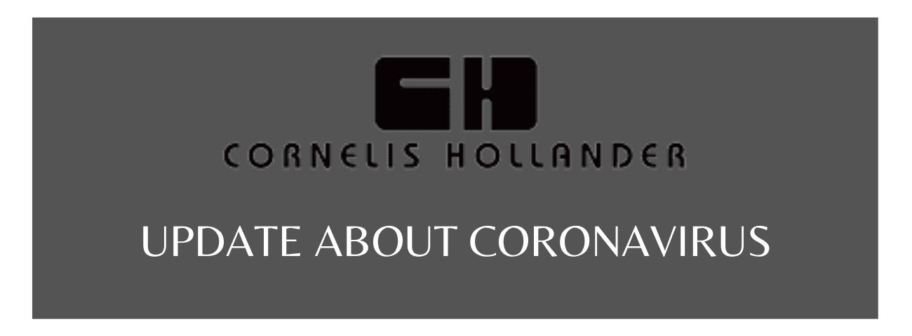 Update About Coronavirus
