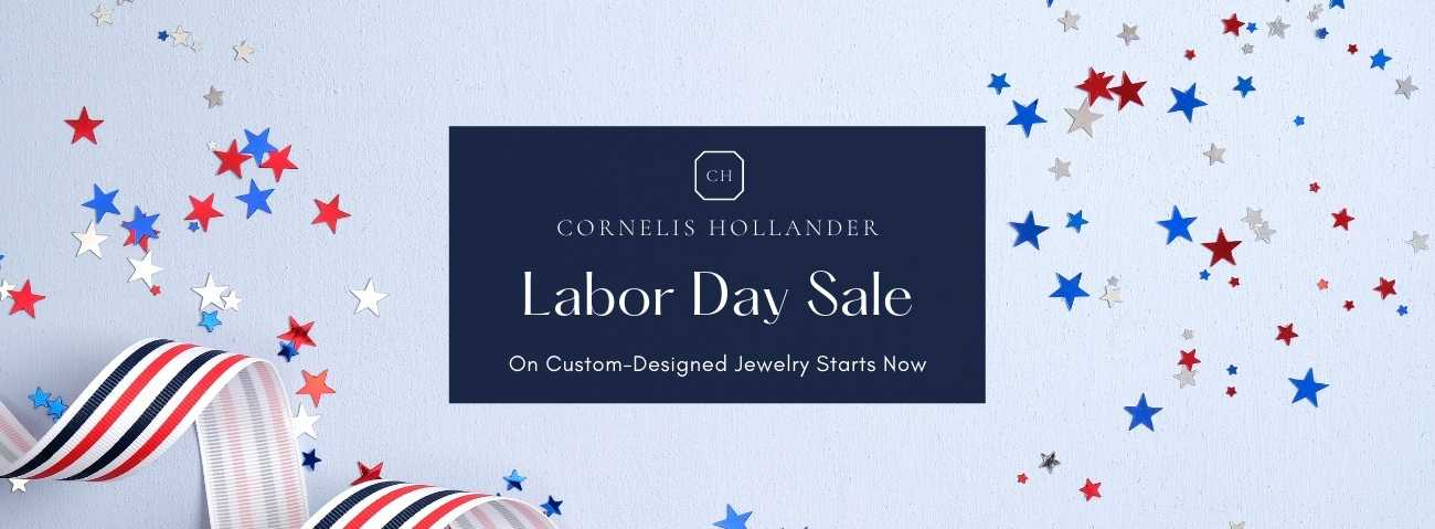 custom-designed jewelry